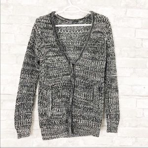 Urban Outfitters Sparkle & Fade Marled Cardigan
